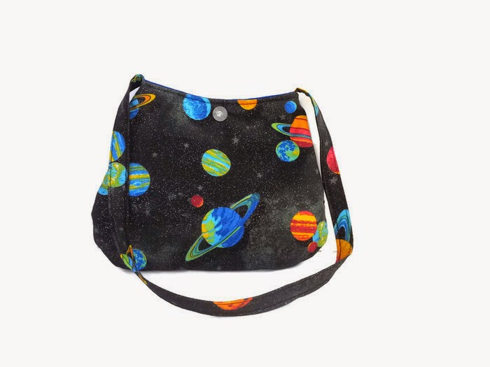 Planet Shoulder Bag