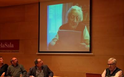 Homenatge a Joana Raspall