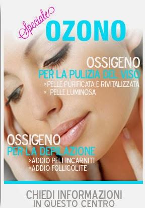 COSMECEUTI ALL'OSSIGENO ATTIVO (Ozono)