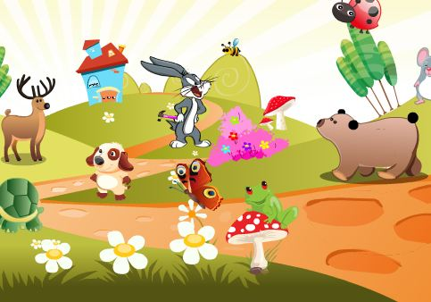 Play YoopyGames Cartoon Animal Escape