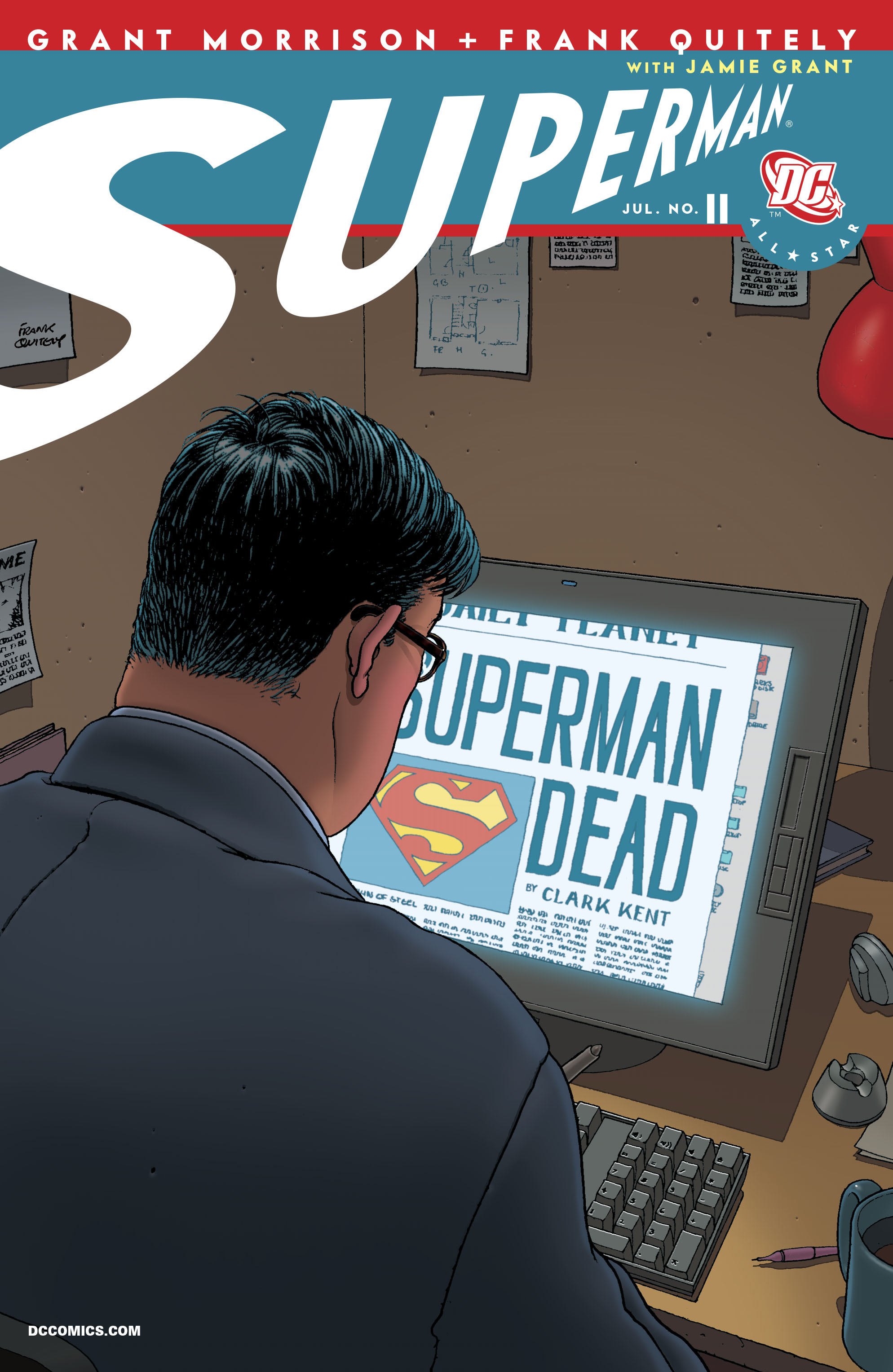 All Star Superman 11 Page 1