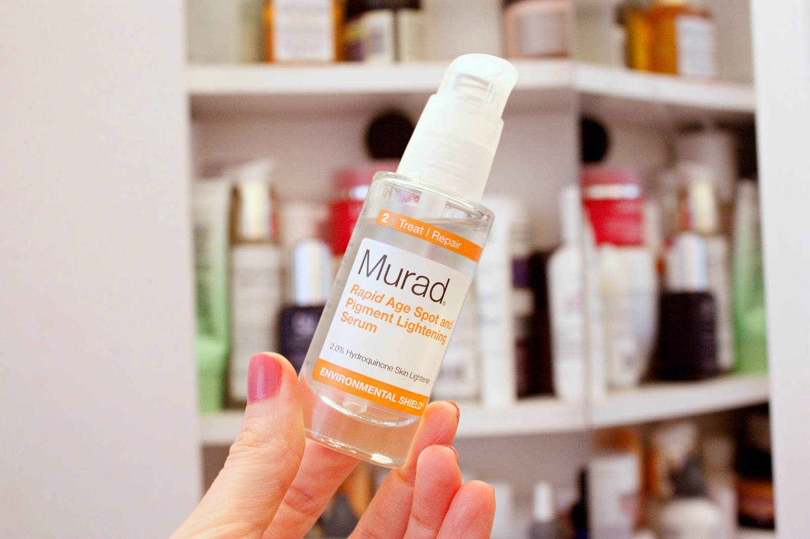 Murad Age Spot and Pigment Lightening Serum review