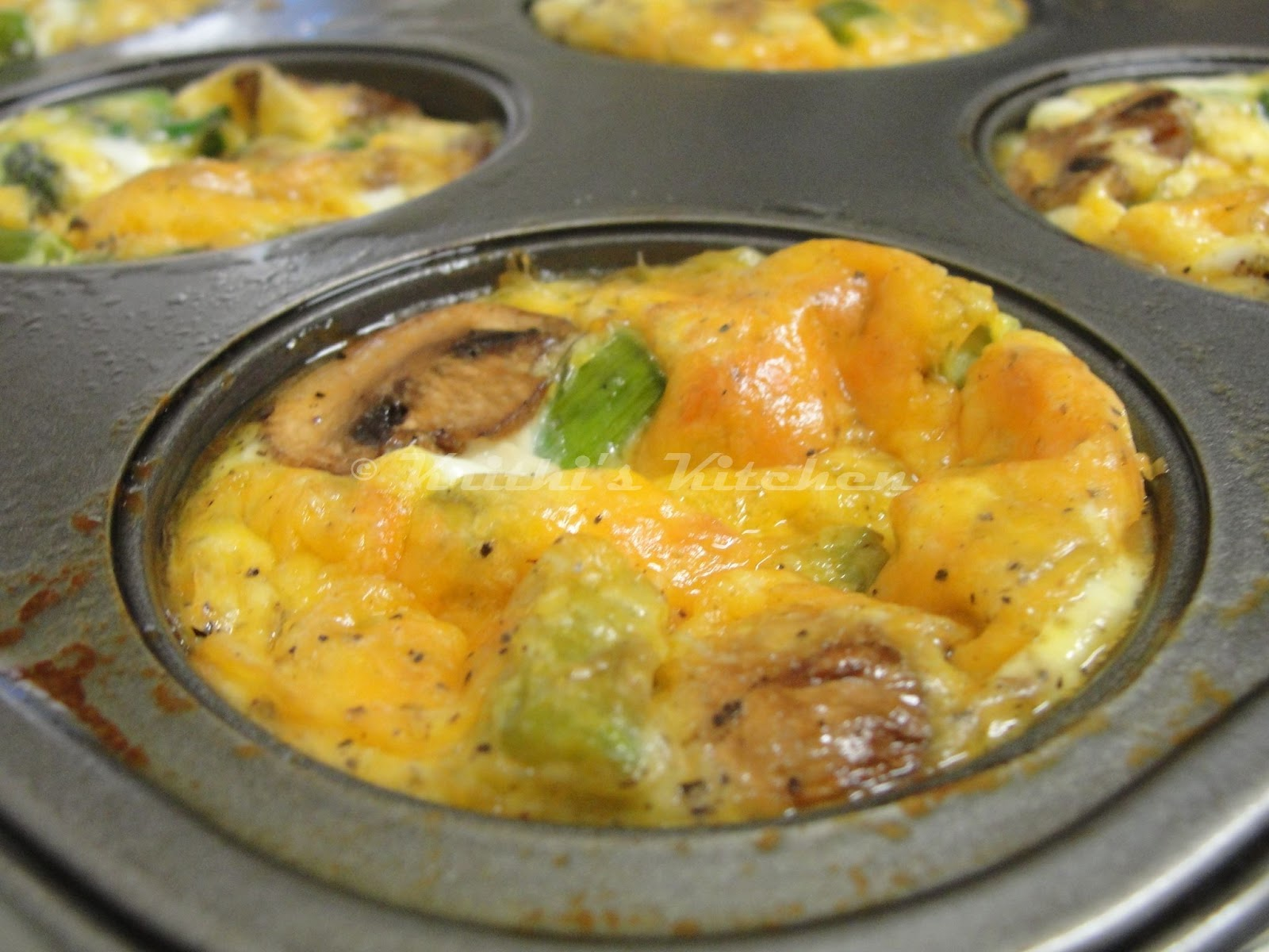 Linking these beautiful mini quiches to Let's Cook - Healthy Breakfast ...