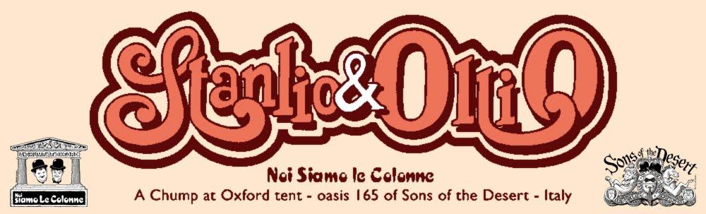 Stanlio & Ollio - Associazione 'Noi Siamo le Colonne'
