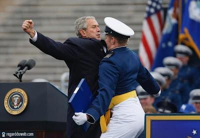 Images droles et surprenantes Célébrité - Bush v6