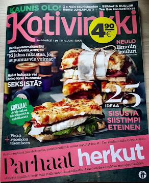 Kotivinkki - lehti nro 20/2016