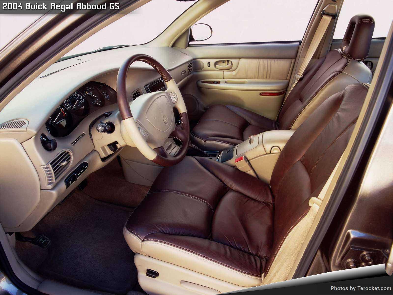 Hình ảnh xe ô tô Buick Regal Abboud GS 2004 & nội ngoại thất