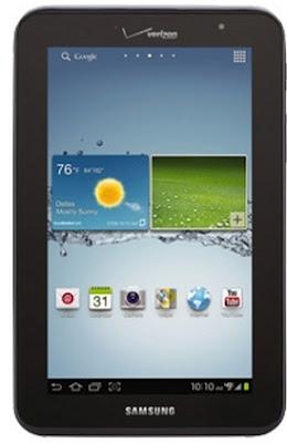 Samsung GALAXY Tab 2 (7.0) LTE Tablet