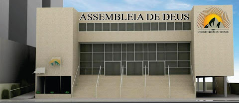ADECIN - ASSEMBLEIA DE DEUS CIDADE NOVA - O MINISTRIO DO MONTE.