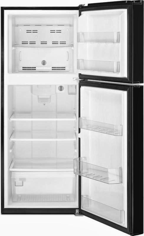 Bottom freezer refrigerator for 18 cubic foot french door refrigerator