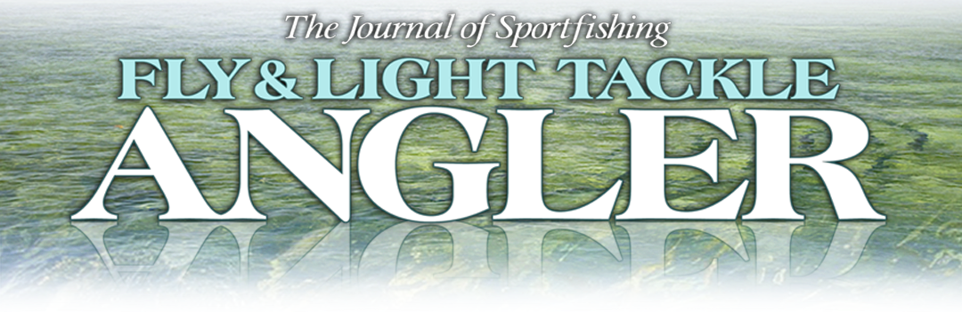 Fly & Light Tackle Angler