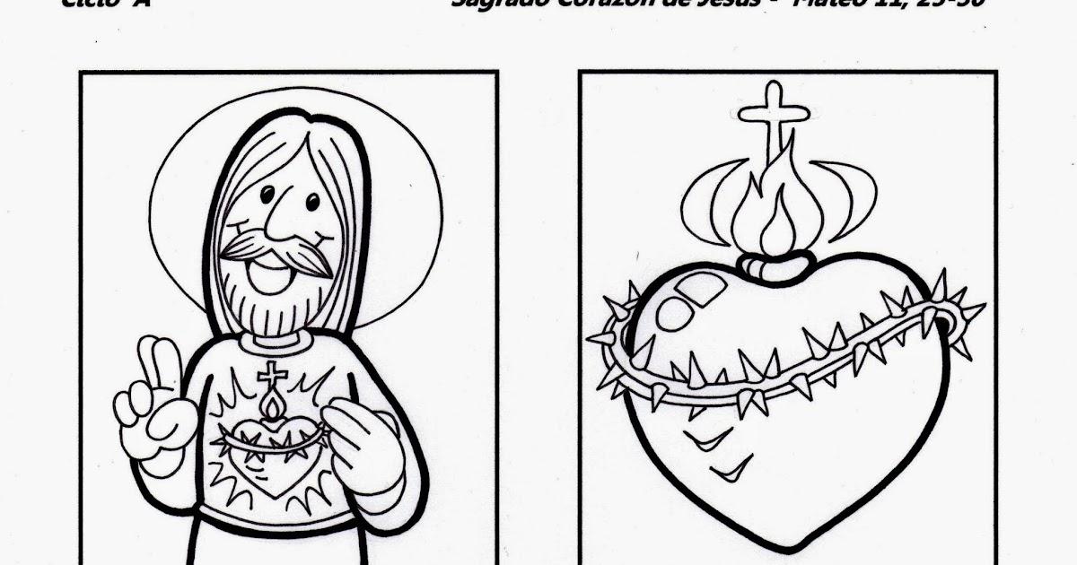 El Rincón de las Melli: Sagrado Corazón de Jesús - CICLO A
