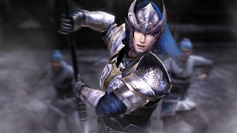บุนเอ๋ง เป็นตัวละครตัวใหม่ในเกมสามก๊ก Dynasty Warriors 8