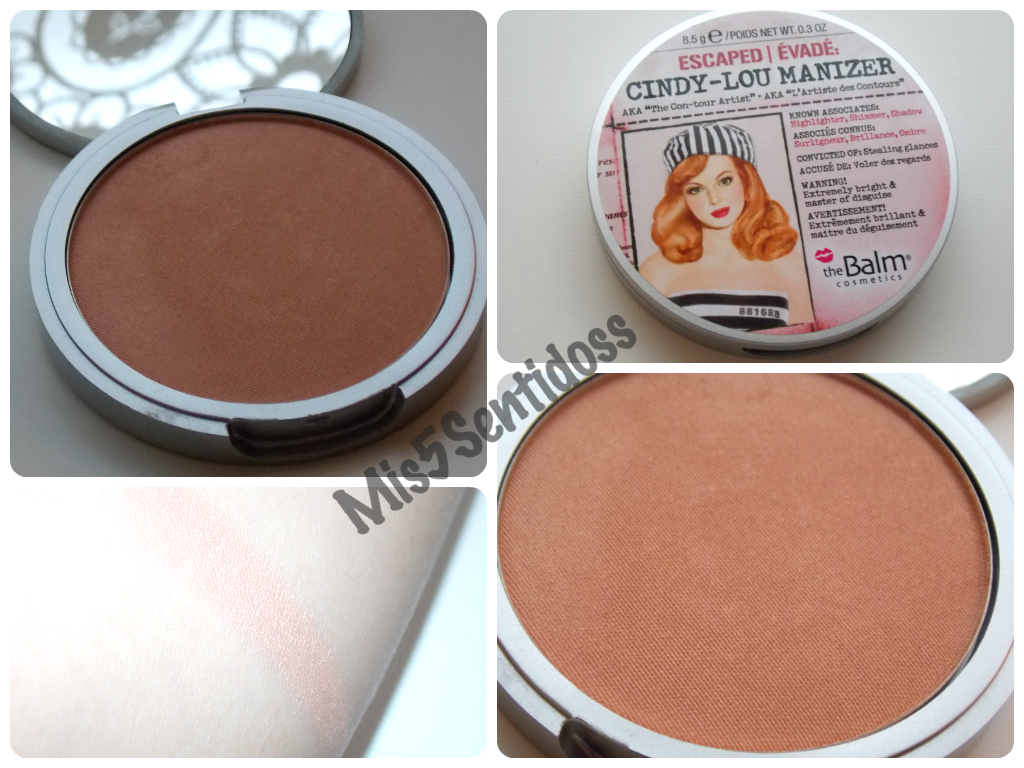 The Balm Luminizer Cindy- Lou Manizer