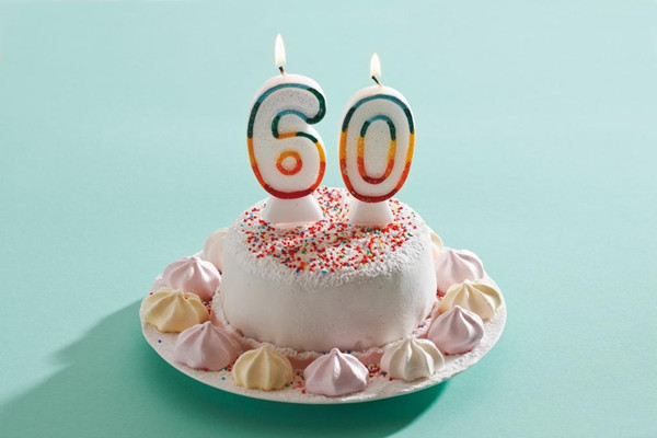 Cakes For 60 Year Old Birthdays  Party Invitations Ideas