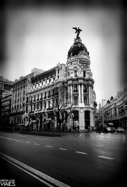 Edificio Metrópolis madrid