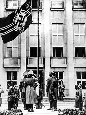 Брест - Литовск 22. сентября 1939. г.