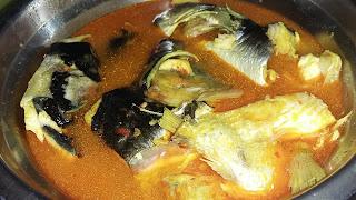 Soup Kepala Ikan