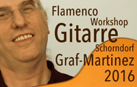 Flamenco-Gitarrenkurs 2016