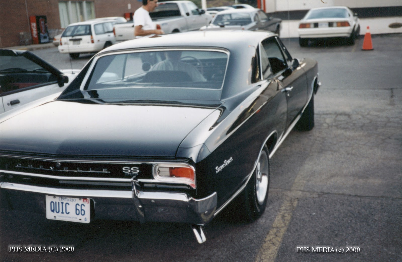 1966 Chevelle SS Rear Cove Variations | phscollectorcarworld