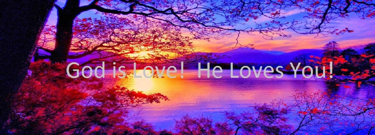 <center>God is Love</center>