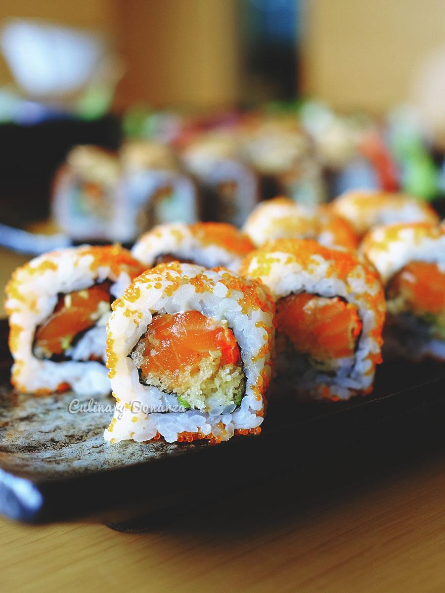 Koiki Sushi Roll at Koiki Eatery Senopati (www.culinarybonanza.com)