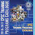 CPSC Training Programs Catalogue 2016-2017