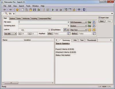 Mythicsoft FileLocator Pro