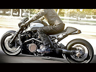 2013 Yamaha VMAX Hyper Modified Roland Sands pictures 2