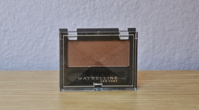 Review: Maybelline EyeStudio in Terre de Feu/Blazing Brown