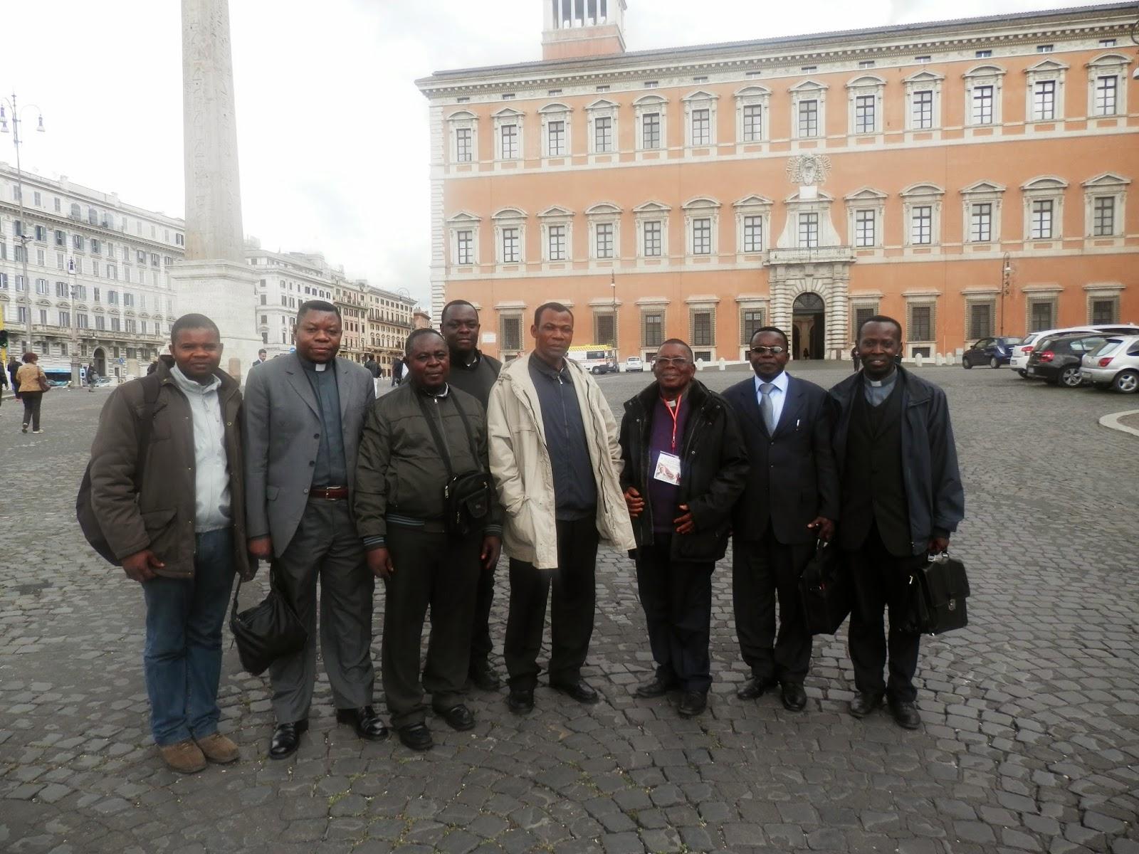 Photo rencontre des deux papes