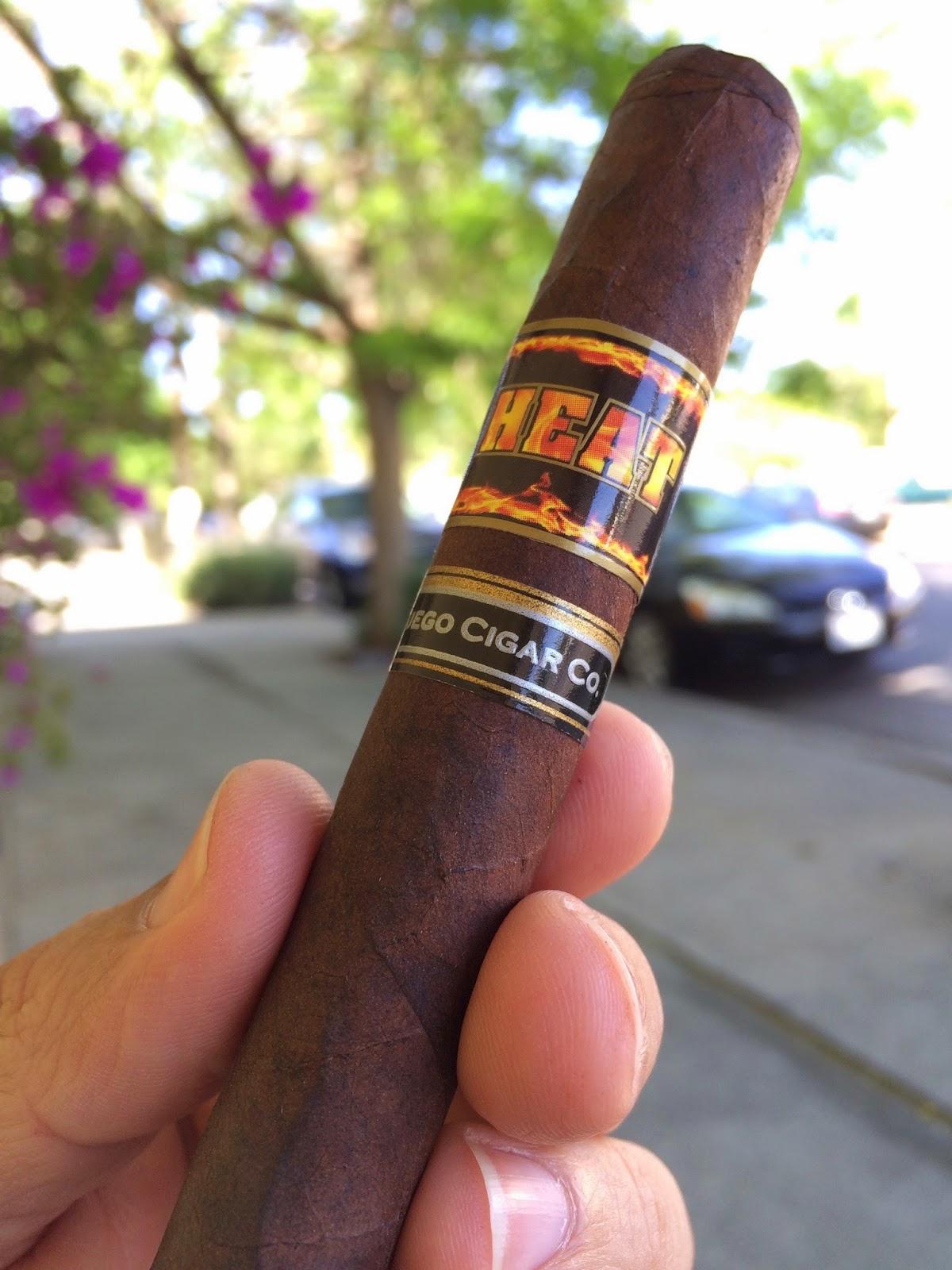 J. Fuego Heat cigar 1