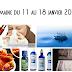Vos favoris du 11 au 18 janvier 2015