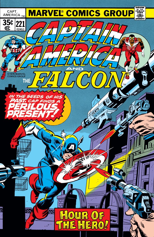 Captain America (1968) Issue #221 #135 - English 1