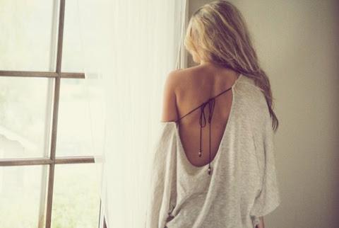 """Mi frase """"si te vas no vuelvas"""" me persigue."""