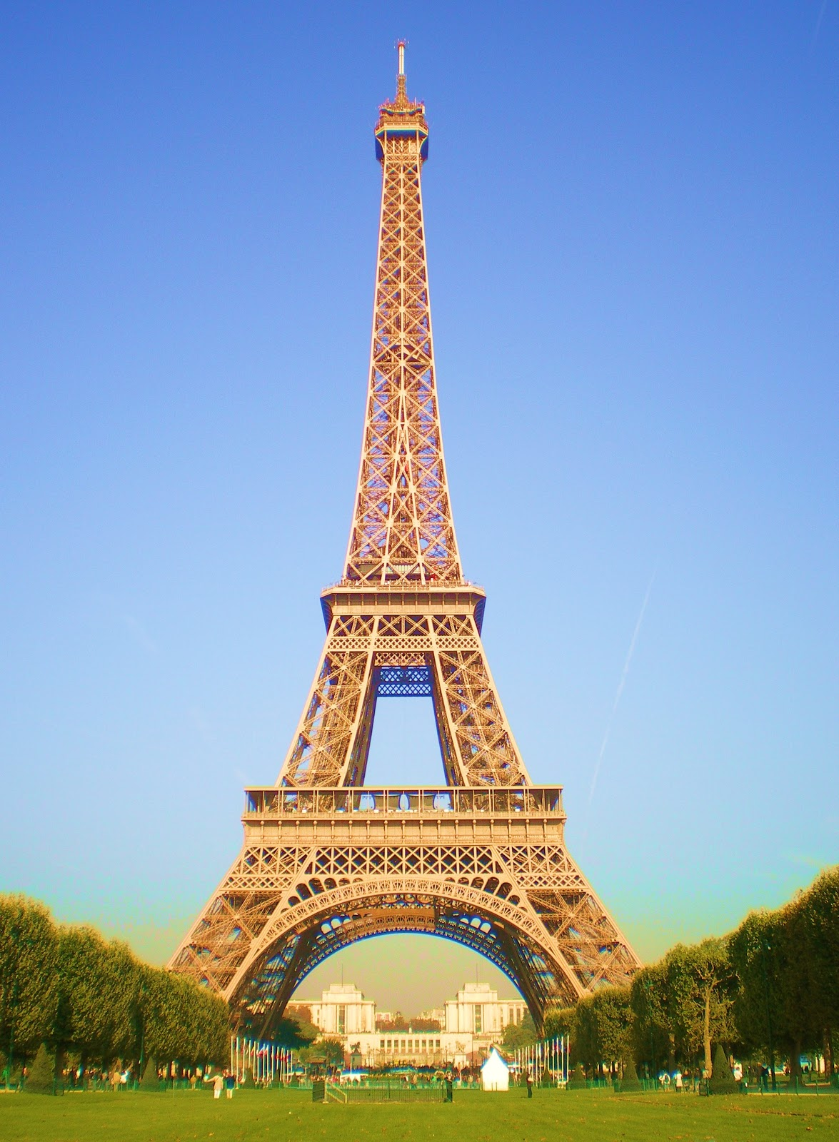 eiffel tower - photo #9
