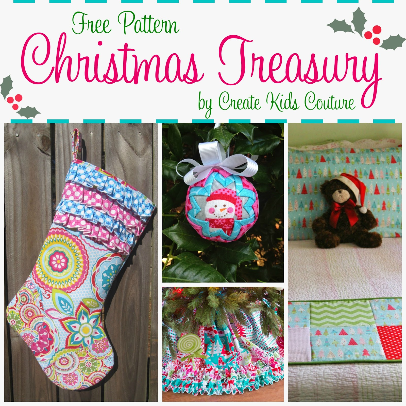 Create kids couture christmas treasury thursday november 12 2015 jeuxipadfo Gallery