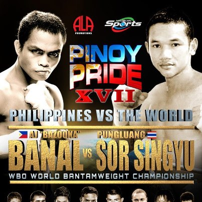 Boxing: AJ Banal vs Sor Singyu Fight Video Replay