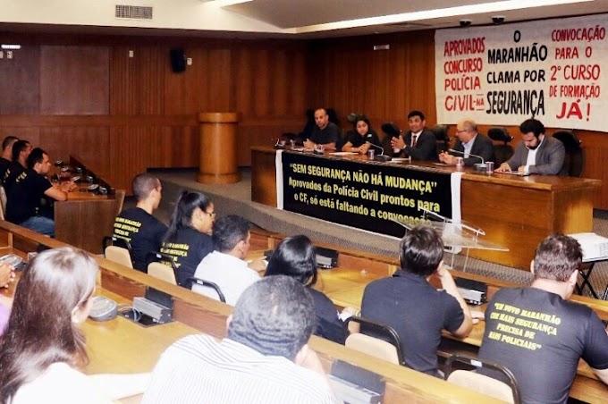 Deputado Wellington reafirma apoio a aprovados do último concurso da Polícia Civil