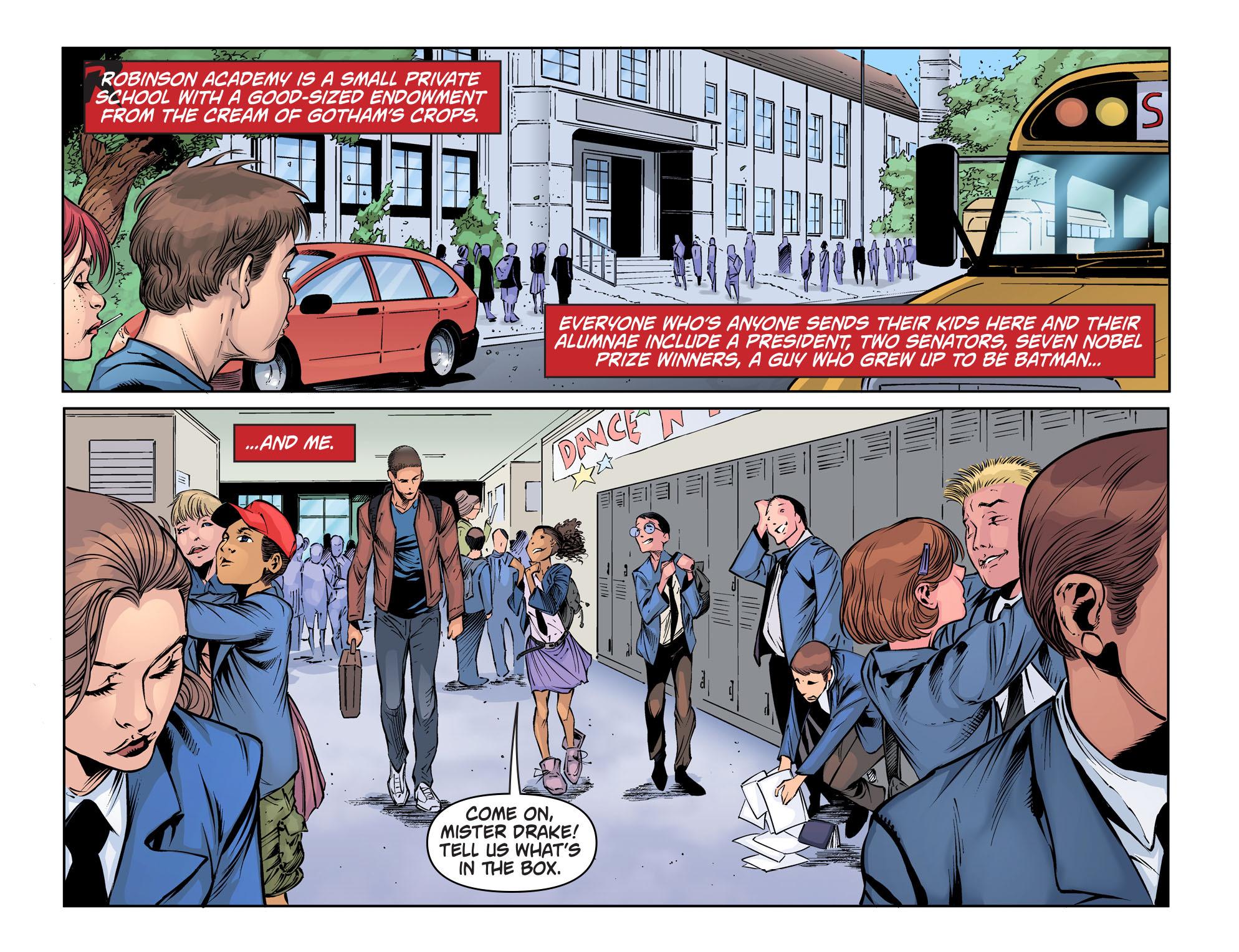 Batman: Arkham Knight [I] Issue #27 #29 - English 13