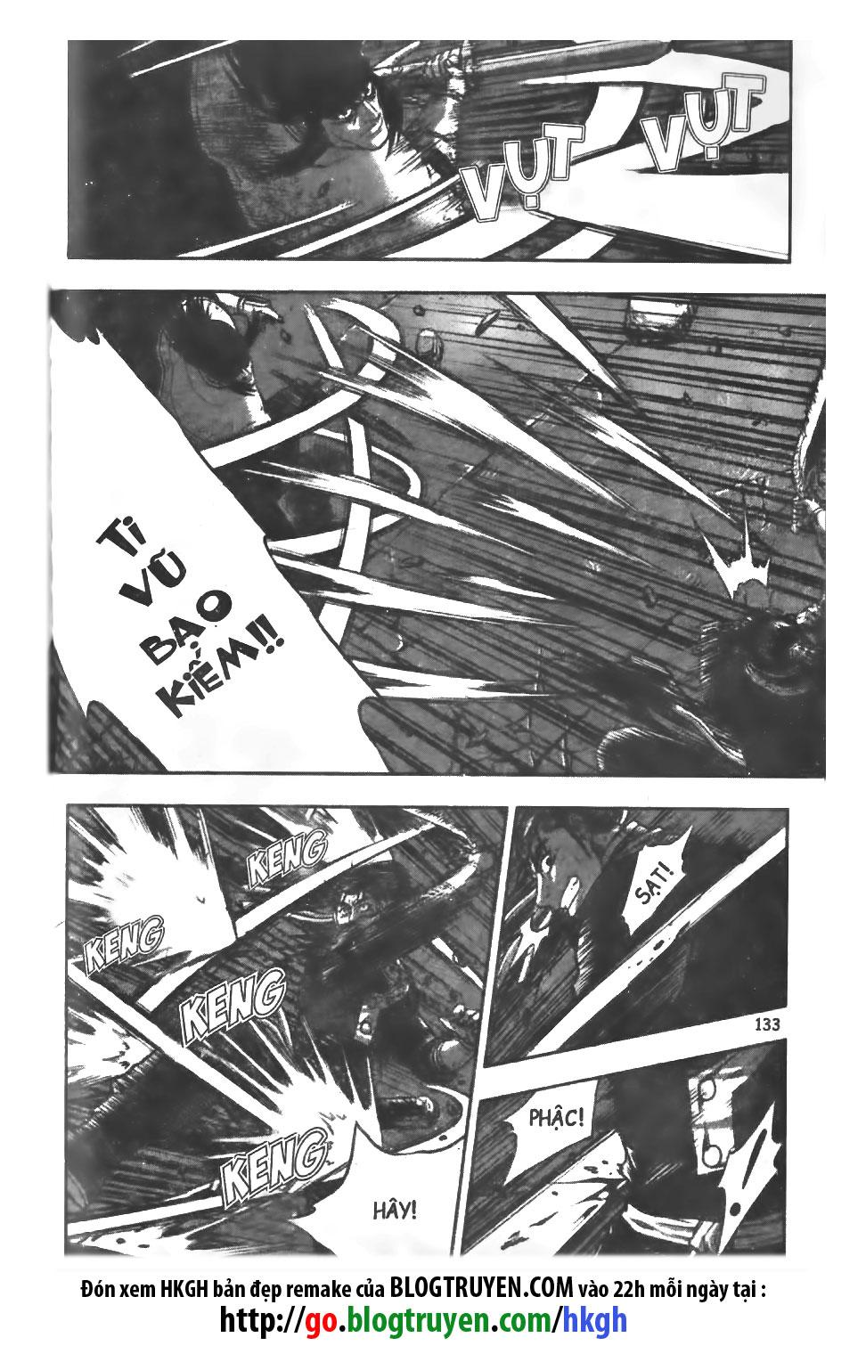 Hiệp Khách Giang Hồ - Hiệp Khách Giang Hồ Chap 346 - Pic 3