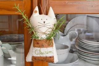 Gato aromático