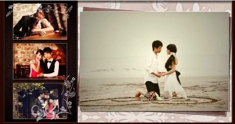 Style Proshow Producer A thous and years Simple Wedding From Ha Hoang
