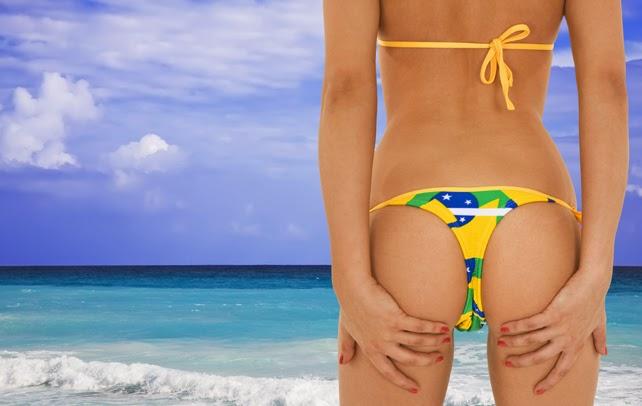 Australian bikini wax