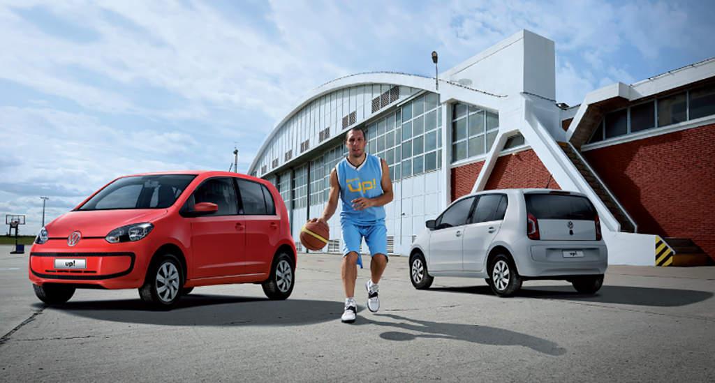 Volkswagen up! chega ao Uruguai