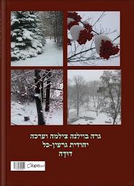 ספר-אלבום חדש שלי-שליחות בוילנה