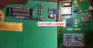 First Clean This LCD Connector Try Change Display if not ok this light problem. make this jumper.
