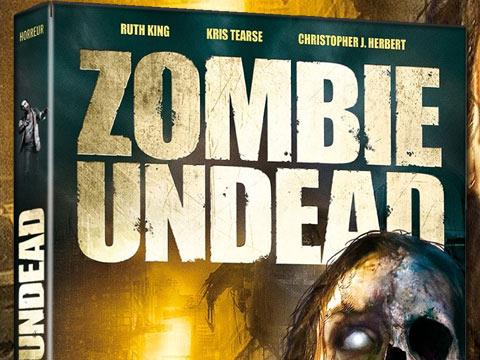 Zombie undead, l' affiche
