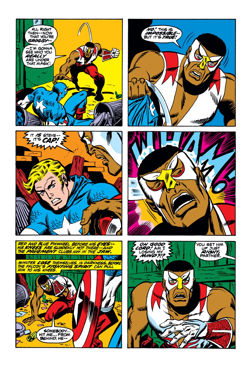 Captain America (1968) Issue #153 #67 - English 20