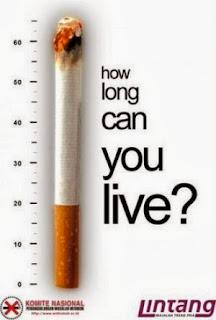 Bahaya dan akibat Merokok Bagi Kesehatan